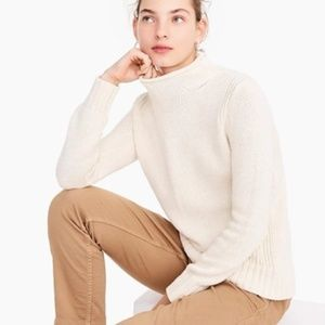J. Crew 1988 Rollneck Sweater New with Tags